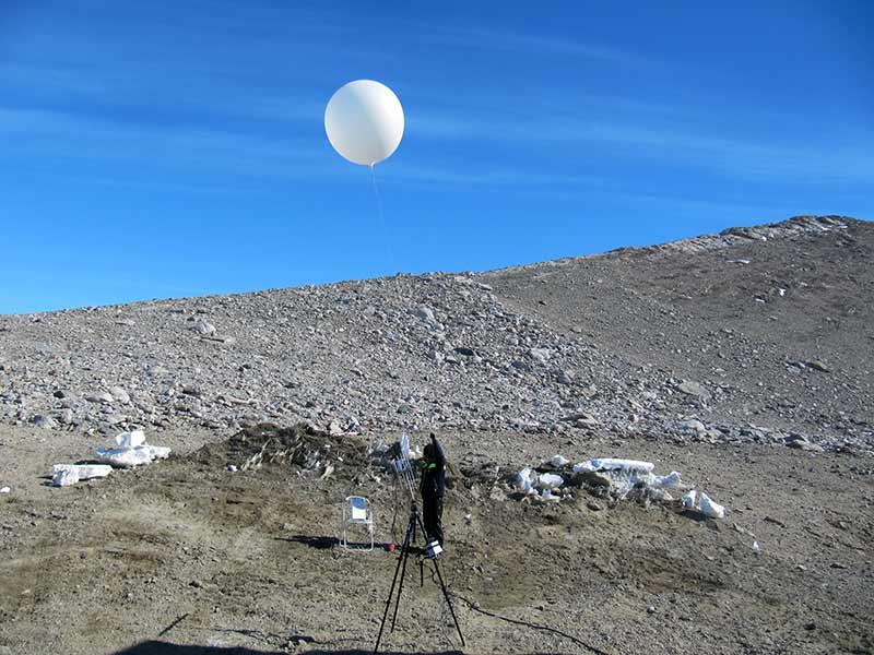 Väderballong