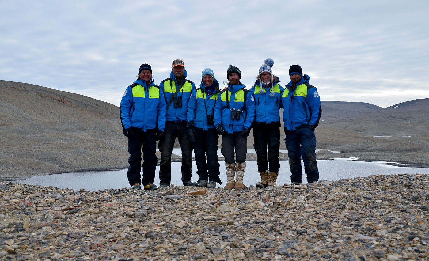 Arktiska öar-gruppen