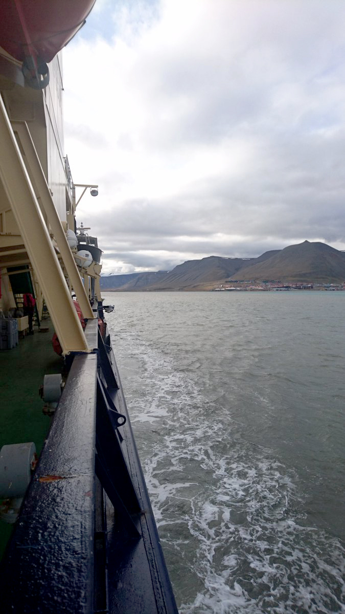 Oden i Longyearbyen