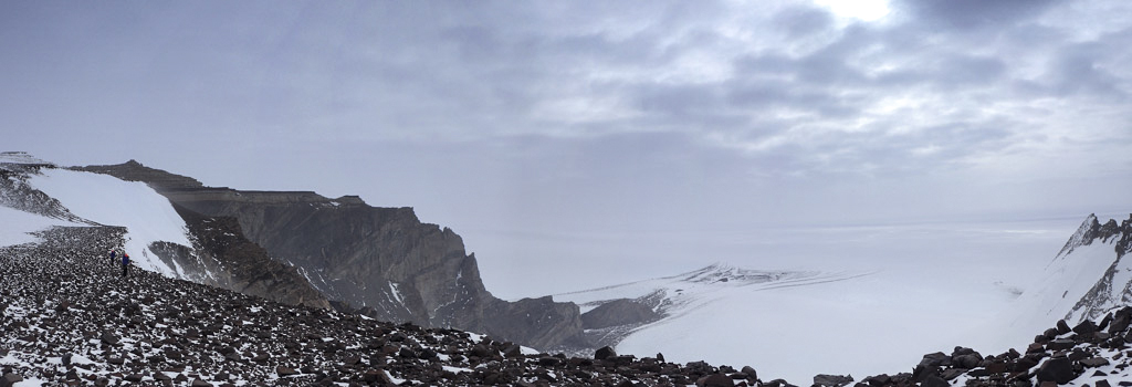Nunatak i Antarktis