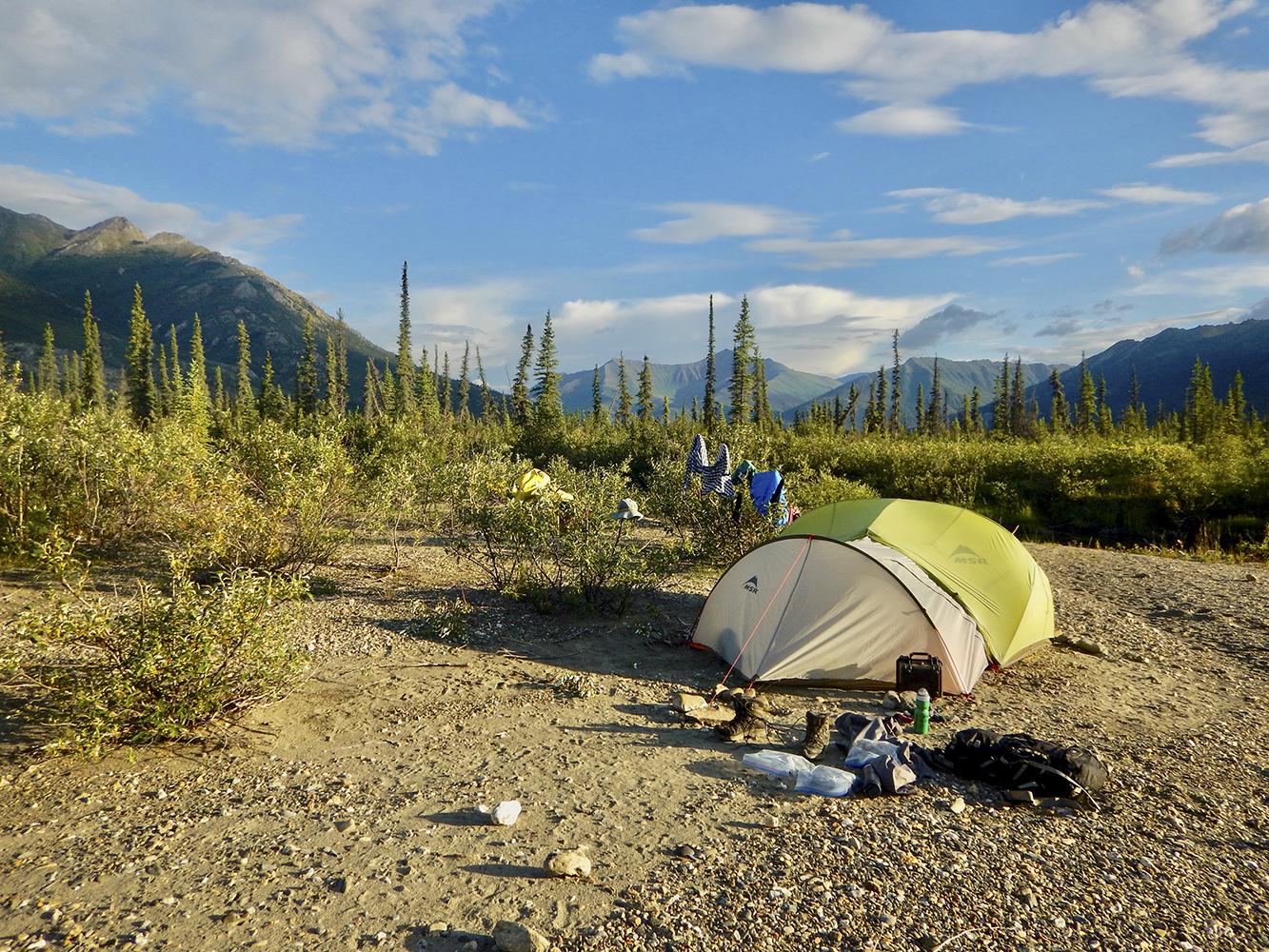 Lägerplats