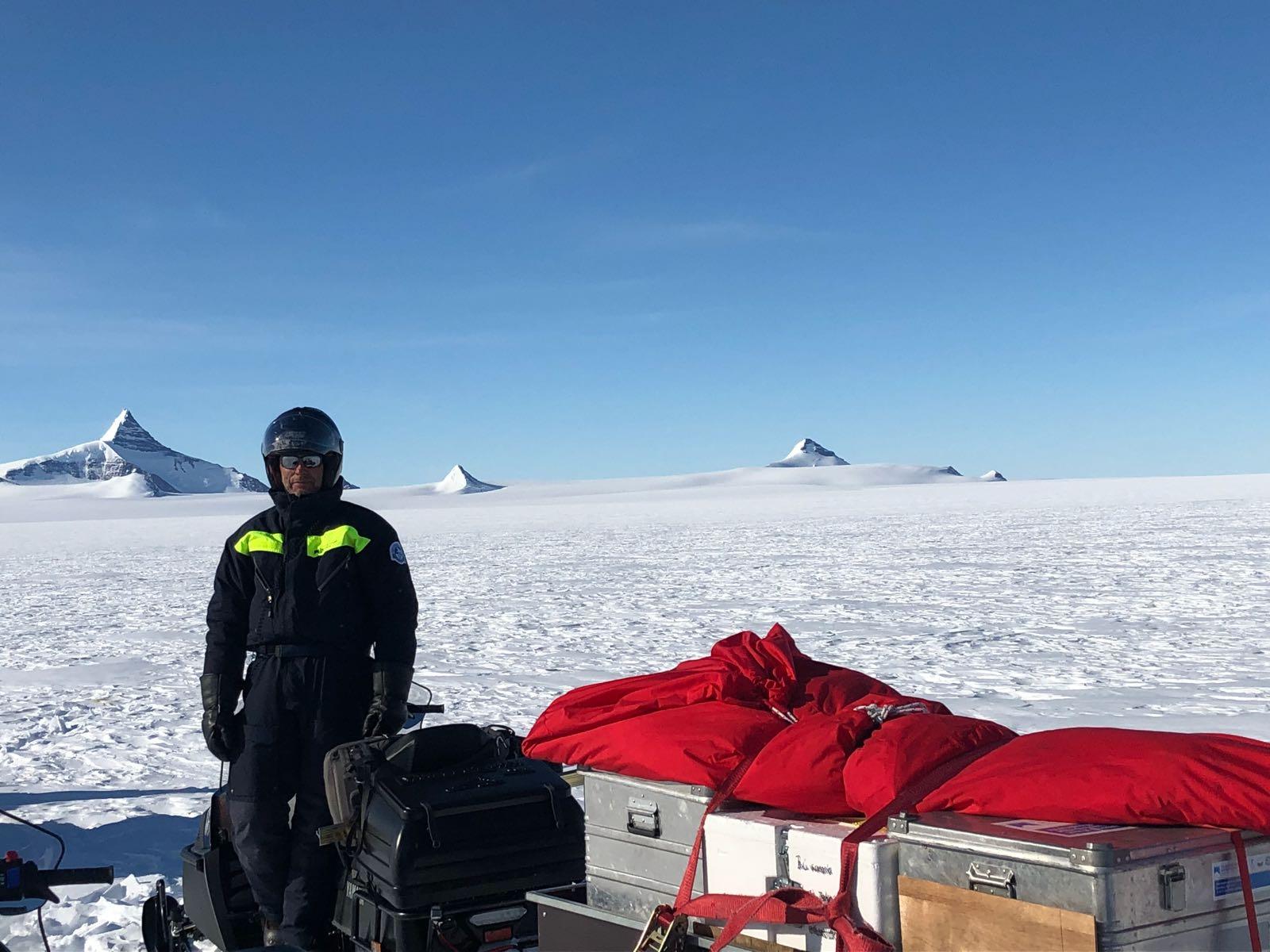 Expeditionsledare Håkan